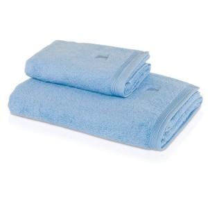Махровое полотенце Moeve  Superwuschel О17258775080150577 80*150 голубой