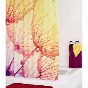Штора для ванных комнат Alice цветной 180*200 4203300