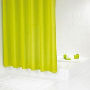 Штора для ванных комнат Rubin зеленый 180*200 48375