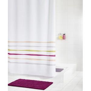 Штора для ванных комнат San Marino цветной 180Х200  46920