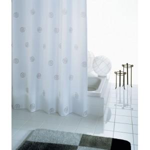 Штора для ванных комнат Univers белый 180*200 41327