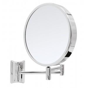 Зеркало косметич. подвесное Elsa 3х/7х-увелич. хром О3103100