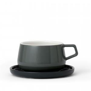 Чайная чашка с блюдцем 0,3л Ella Viva Scandinavia V79747
