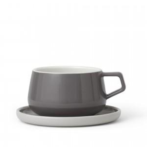 Чайная чашка с блюдцем 0,3л Ella Viva Scandinavia V79748