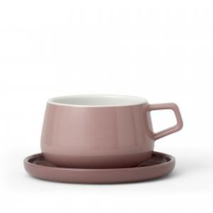 Чайная чашка с блюдцем 0,3л Ella Viva Scandinavia V79750
