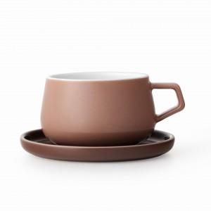 Чайная чашка с блюдцем 0,3л Ella Viva Scandinavia V79762