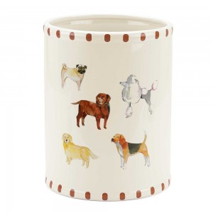 Корзина для мусора Avanti Dogs on Parade 13688F