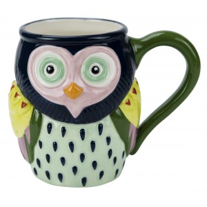 Кружка Boston Artsy Owl 15909
