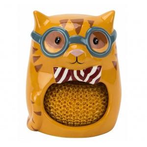 Держатель для губок/мочалок Boston Smarty Cat 26915