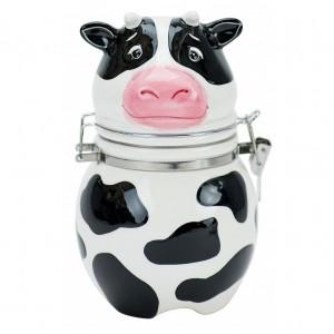 Банка для сыпучих продуктов Boston Cow 31310