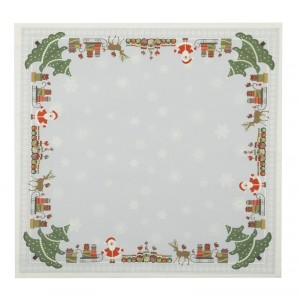 BH Комплект из 4-х салфеток CHRISTMAS 40х40 см 32-40