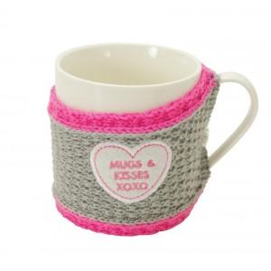 Кружка Boston Sweater mug Mugs & Kisses 420 мл. 33466