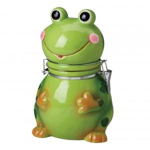 Банка для сыпучих продуктов Boston Frog 47246