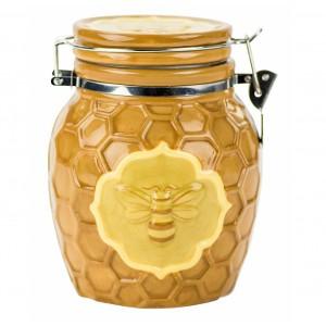 Банка для сыпучих продуктов Boston Honeycomb 75049