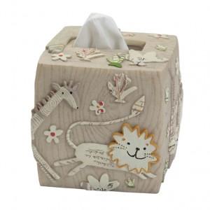 Бокс для салфеток (салфетница) Creative Bath Animal Crackers ANC58NAT