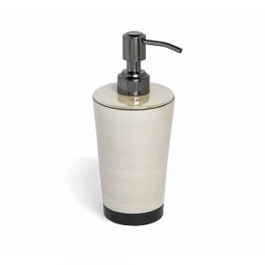 Дозатор для жидкого мыла Kassatex Tribeka Stone ATR-LD-ST