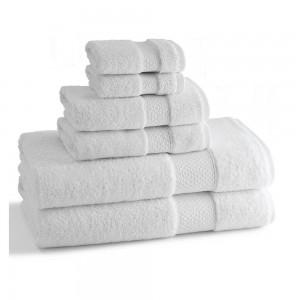 Полотенце для рук Kassatex Elegance White ELG-110-W
