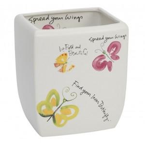 Корзина для мусора Creative Bath Flutterby FLU54MULT