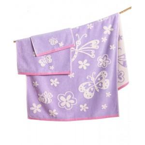 Полотенце для рук Kassatex Butterfly KKZ-110-BUF-LV