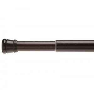 Карниз для ванной Carnation Home Fashions Standard Tension Rod Rubbed Bronze TSR-67