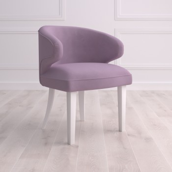 Стул Studioakd Тиволи chair ear HM26 Светло-фиолетовый