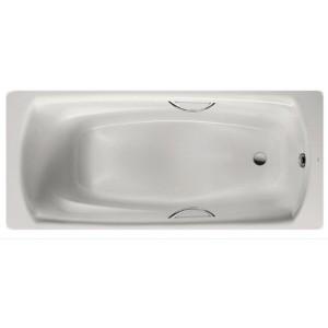 Стальная ванна Roca Swing 180x80