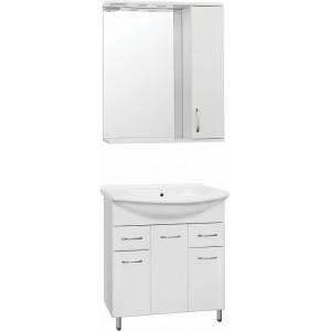 Мебель для ванной Style Line Эко Стандарт №26 75 белая
