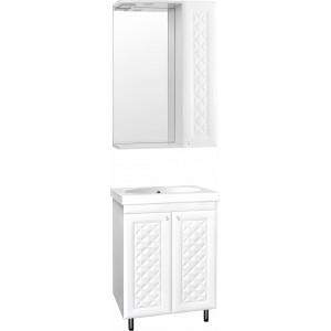 Мебель для ванной Style Line Канна 60 Люкс, белая