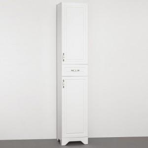 Шкаф-пенал Style Line Олеандр-2 36 Люкс, белый
