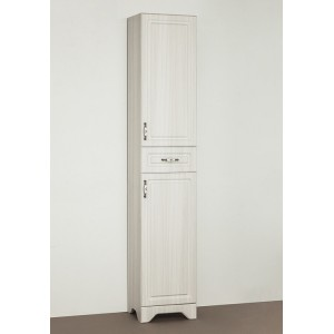 Шкаф-пенал Style Line Олеандр-2 36 Люкс, рельеф пастель