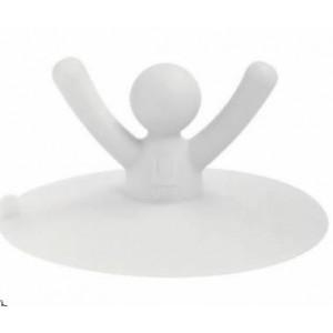 Пробка для ванны и раковины Umbra Buddy белая 023009-660