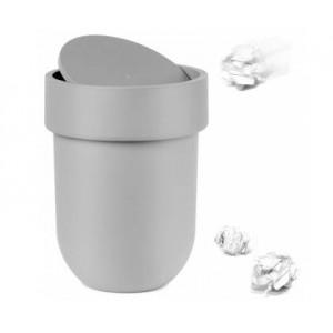 "Контейнер для мусора Umbra ""Touch"" серый 023269-918"