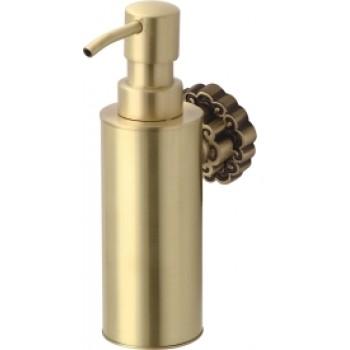 Дозатор для жидкого мыла подвесной Bronze de luxe K25027 бронза