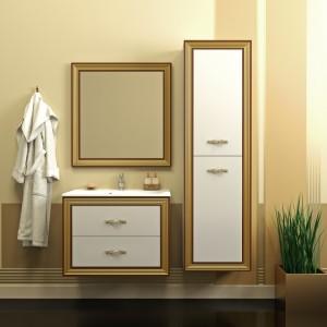 Мебель для ванной комнаты Opadiris Карат Золото 100