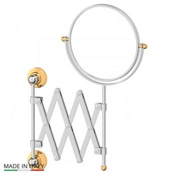 Зеркало косметическое 2Х STI 120