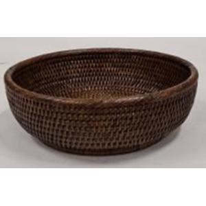 Поднос из ротанга 2kkorzina коричневый 20-0028 Br/3