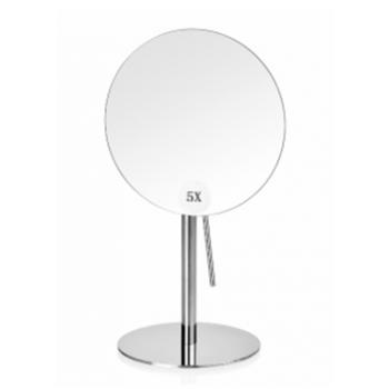 Зеркало с 5-ти кратным увеличением, настольное Andrea House BA19047