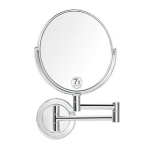 Зеркало с 7-ми кратным увеличением, настенное Andrea House BA66311