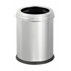 Корзина для мусора с декоративной окантовкой D-20581 (12л)