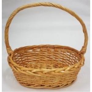 Плетеная корзина из ивовой лозы № 1, LM190282 S/4