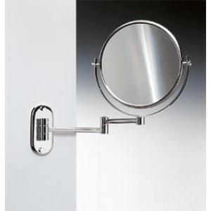 Зеркало подвесное на двойном держателе 2-х кратное WINDISCH 99147CR