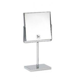 Зеркало с 5-ти кратным увеличением, настольное  Andrea House BA7525