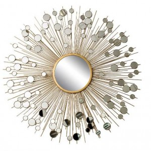 Зеркало декоративное Garda Decor 19-OA-5702