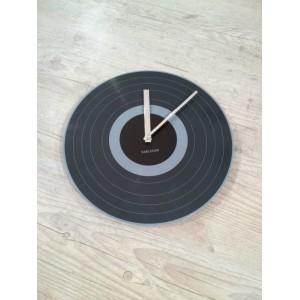 Часы виниловая пластинка Present Time KA4823