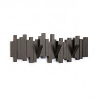 Вешалка 5 крючков Umbra 318211-040 Black