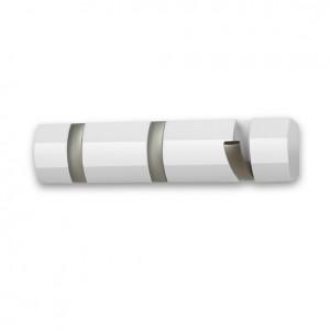 Вешалка 3 крючка Umbra 318853-660 White