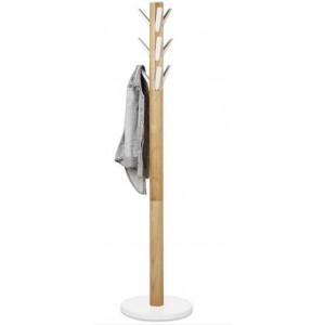 """Стойка для одежды Umbra """"Flapper"""" белая/дерево 320361-668"""