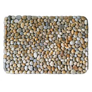 Коврик из натуральной морской гальки Relax Stones 606yel