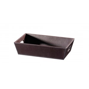 Поднос для аксессуаров коричневый Koh-i-noor 2604DB