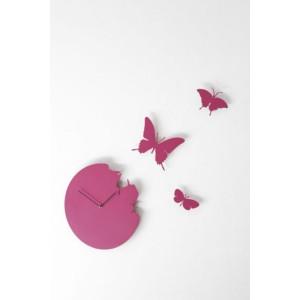 "Часы ""Бабочки"" Diamantini Domeniconi 392Magenta"